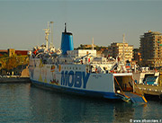 Book your ferry for the island of Elba directly here on-line